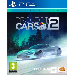 PROJECT CARS 2 LIMITED EDITION (PS4)