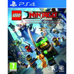 THE LEGO NINJAGO MOVIE VIDEO GAME (PS4)