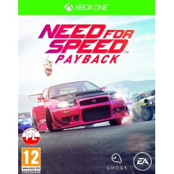 NEED FOR SPEED PAYBACK (XONE)