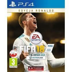 FIFA 18 (PS4) EDYCJA RONALDO