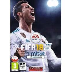 FIFA 18 (PC) EDYCJA STANDARDOWA