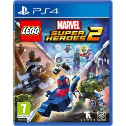 THE LEGO MARVEL SUPER HEROES 2 (PS4)