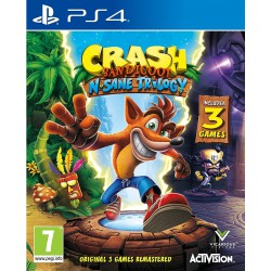 Crash N. Sane Trilogy PS4