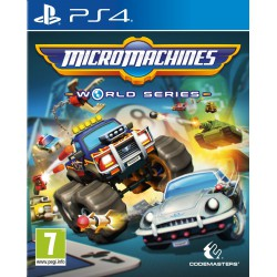 MICROMACHINES WORLD SERIES (PS4)