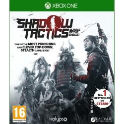 SHADOW TACTICS BLADES OF THE SHOGUN(XONE)
