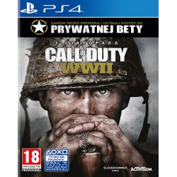 CALL OF DUTY WWII PL Playstation 4