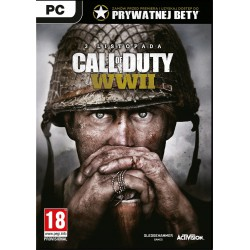 CALL OF DUTY WWII PL  PC