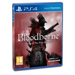 Bloodborne Game of the Year...