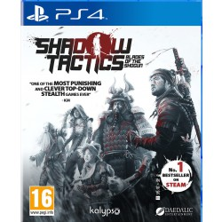 SHADOW TACTICS BLADES OF THE SHOGUN(PS4)