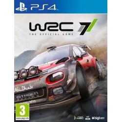 WRC 7 (PS4) Wyścigi szutrowe, rajdy