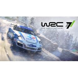 WRC 7 (XBOX ONE) Wyścigi szutrowe, rajdy