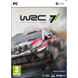 WRC 7 (PC) Wyścigi szutrowe, rajdy