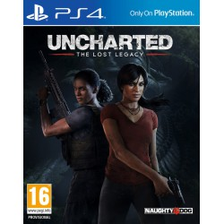 UNCHARTED THE LOST LEGACY ENGLISH (PS4)