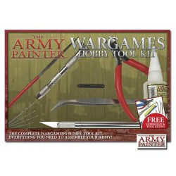 WARGAMES HOBBY TOOL KIT ARMY PAINTER