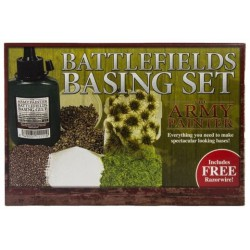 BATTLEFIELDS BASING SET ARMY PAINTER