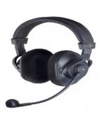 Headsety / Mikrofony